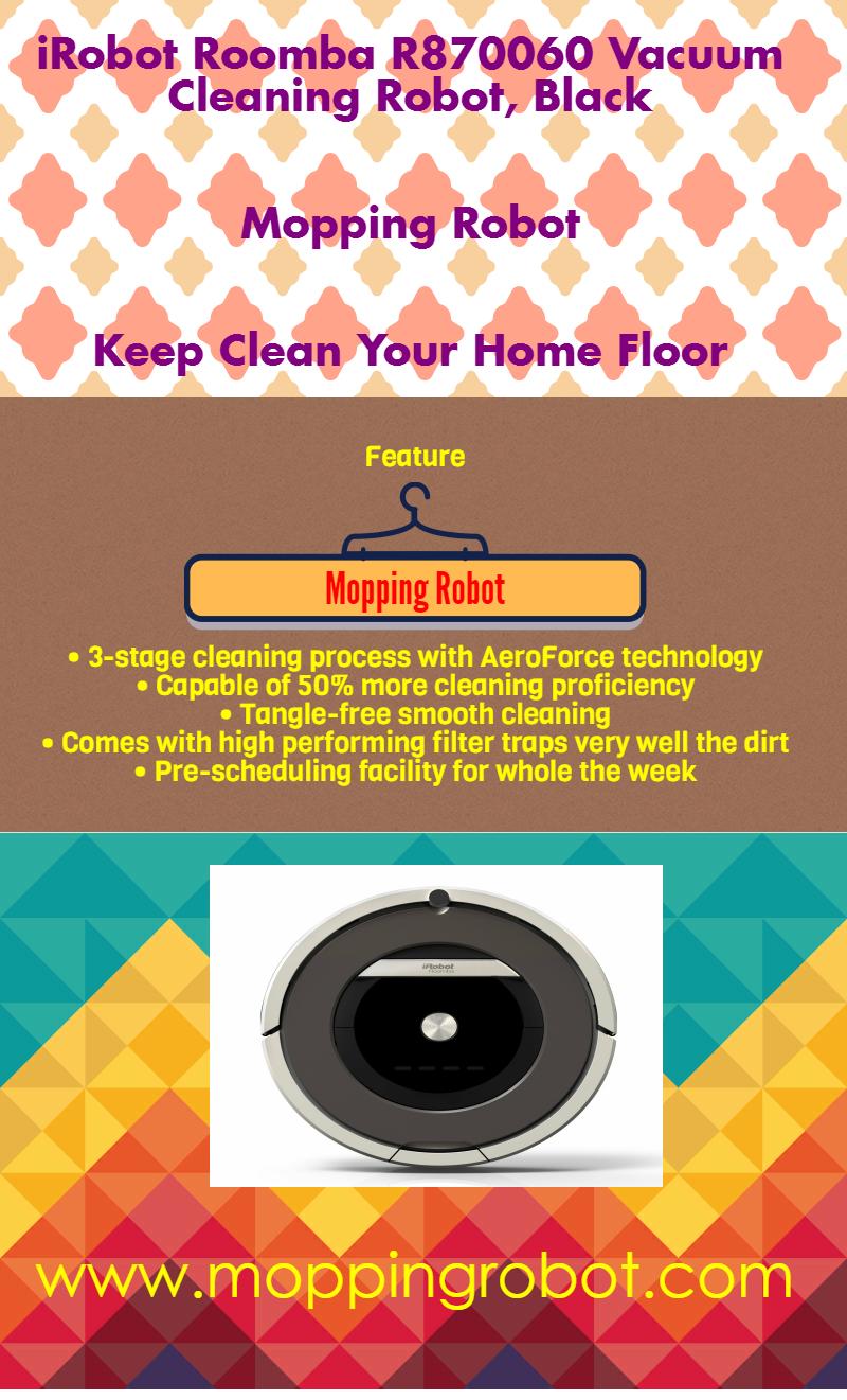 iRobot Roomba R870060